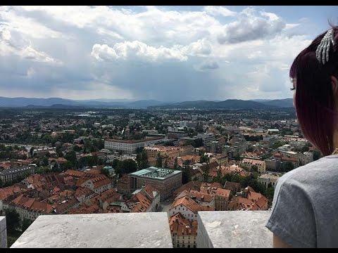 Travels in Slovenia! Slovenian alternative art, Ljubljana culture, top restaurants, Lake Bled.