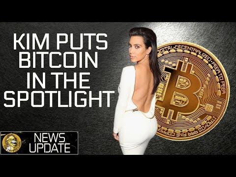 Investment Firms & Kim Kardashian Love Bitcoin - BTC & Crypto News