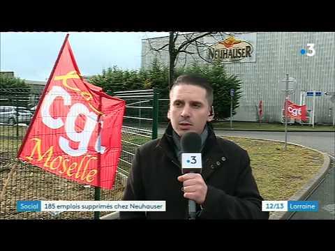 Folschviller : 185 emplois supprimés à la boulangerie industrielle Neuhauser