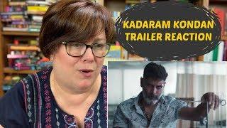 KADARAM KONDAN Trailer Reaction | Vikram