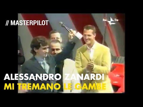 Alessandro Zanardi: 'Mi tremano le gambe dall'emozione...' La sera in cui è diventato leggenda