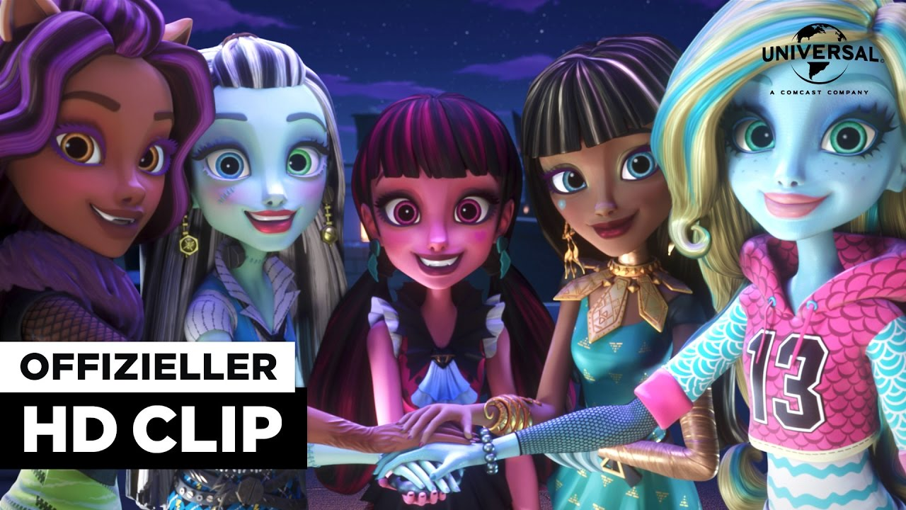www monster high filme