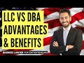 LLC vs. DBA (What's the Difference & Which is Better)