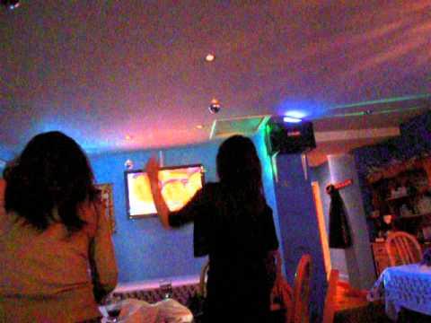 Karaoke in Chinese Restaurant