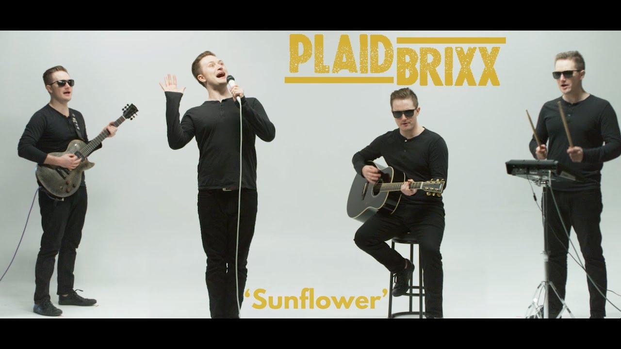 Plaid Brixx - Sunflower [cover]