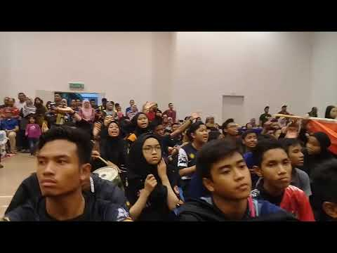 Harimau Wilayah 2019 02   Amir Sahir KLSS Vs Muhd  Afiq Irfan LB FINAL KELAS C REMAJA