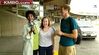 Man Proposes To Girlfriend Unknowingly On Live TV