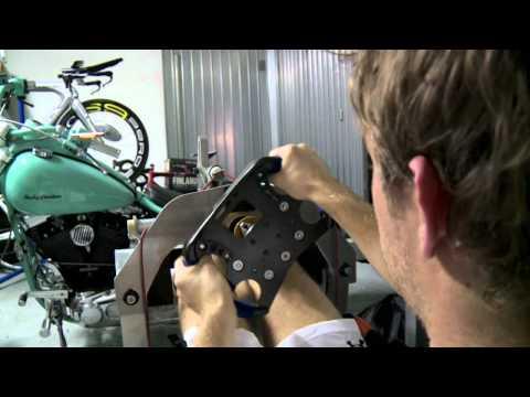 Nico Rosberg - Formula 1 driver training in Monaco