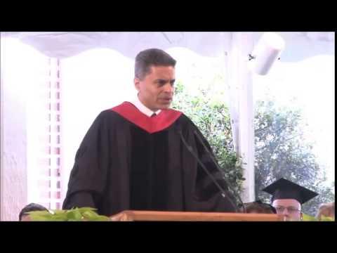 Fareed Zakaria - The Importance of the Liberal Arts