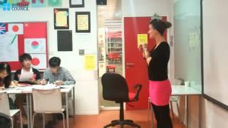 British Council - General English Courses - Pronunciation Segment thumbnail