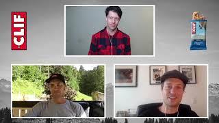 CLIF Athlete Panel w/ Greg Minaar & Brett Rheeder - Crankworx Connect - CLIF Crankworx Summer Series