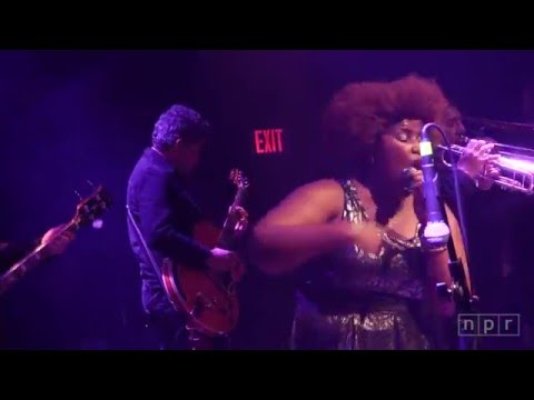 The Suffers - 'Peanuts'   All Songs Considered Sweet 16