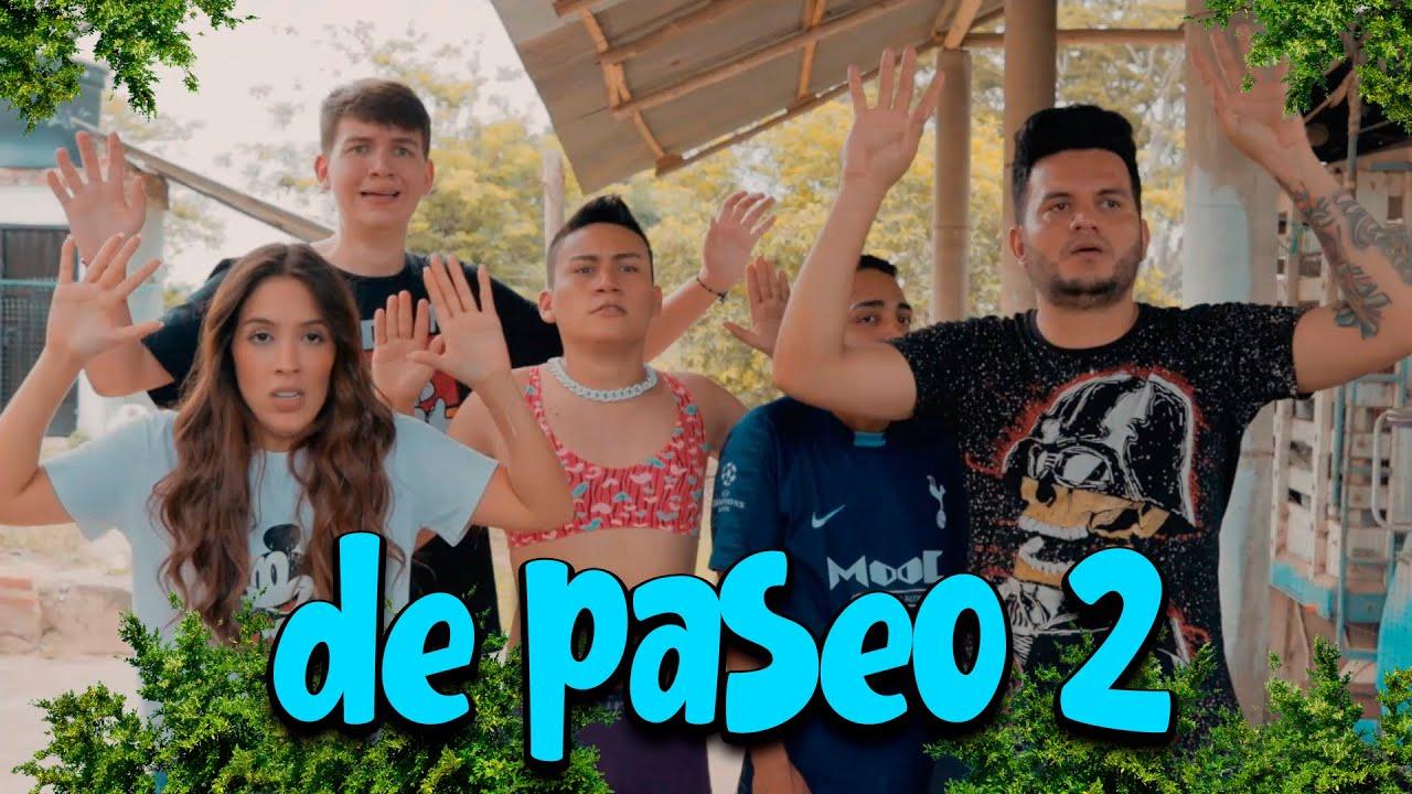 NOS VAMOS DE PASEO 2 / Juandi Duque