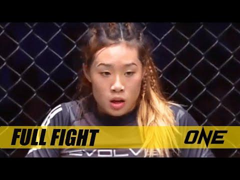 Angela Lee vs. Rebecca Heintzman | Full Fight Replay