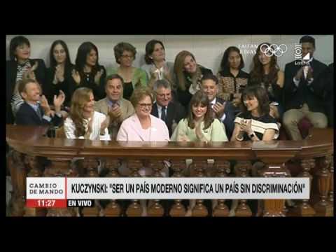 Así fue el primer mensaje de Pedro Pablo Kuczynski como Presidente del Perú