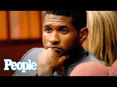 Usher's Insurance Company Doesn't Want To Defend Him In Herpes Lawsuits | People NOW | People