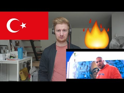 Sekiz 2 (Ais Ezhel,Red,Emrah Karakuyu,Keişan,Anıl Piyancı) // TURKISH RAP REACTION