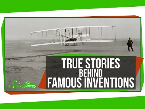 The Truth About 10 Famous Inventions