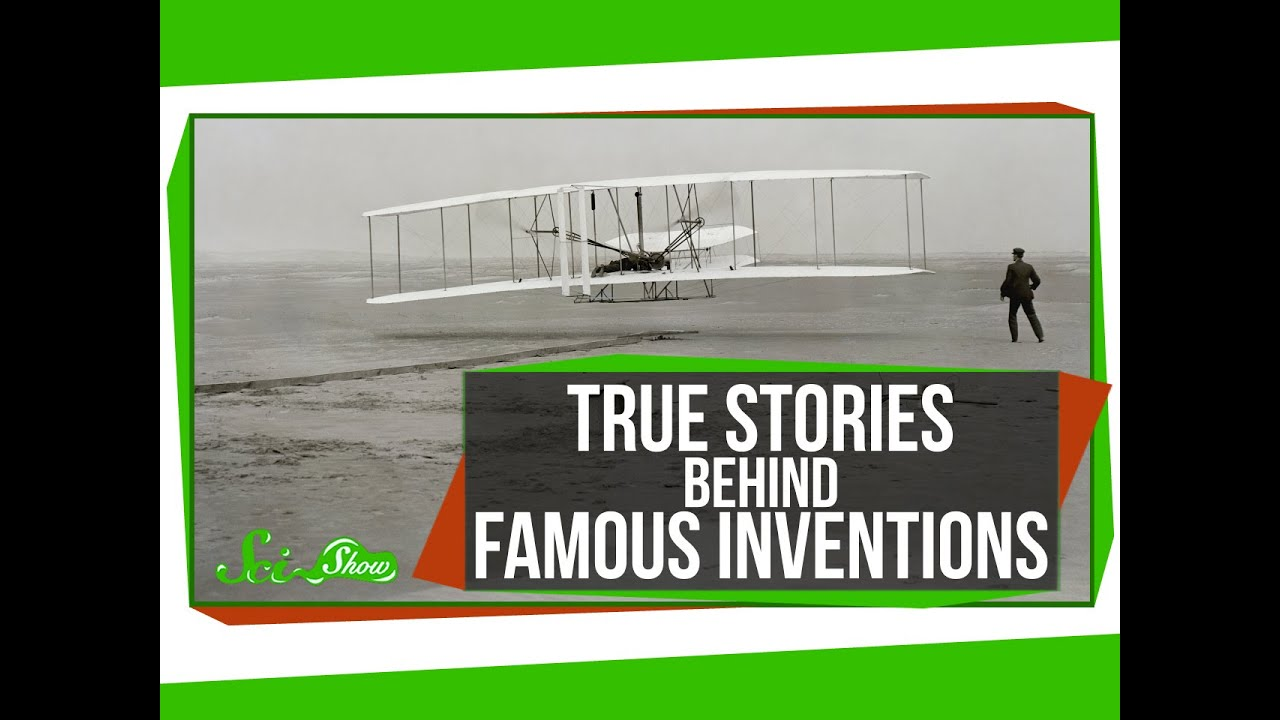 10 Famous inventions that were the culmination of other