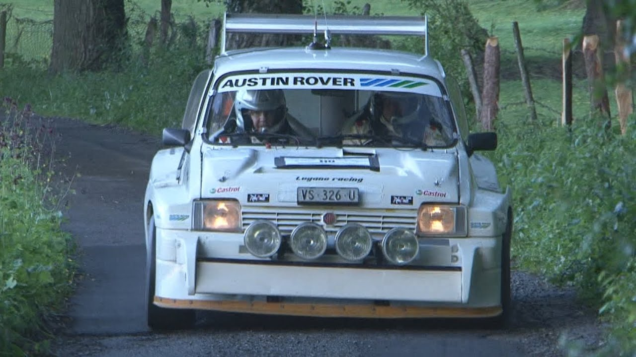 mg metro 6r4 group b pure sound austin rover at rallye du. Black Bedroom Furniture Sets. Home Design Ideas