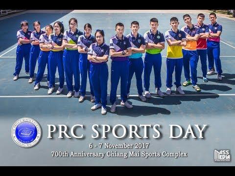 Pre SportsDay PRC 2017