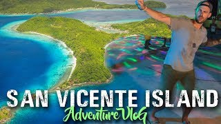 WILD BUDOTS & ISLAND HOPPING in the Philippines | Travel Vlog 2019