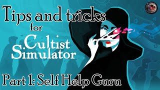 Lovecraft Country - Cultist Simulator Tip & Tricks Episode 1: Self-Help Guru screenshot 5