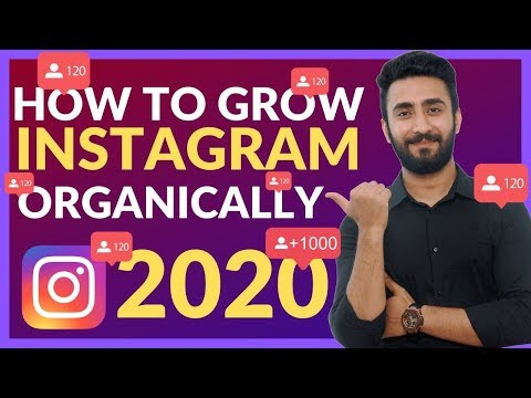 How to Gain Instagram Followers Organically (Gain 10k Followers FAST!)
