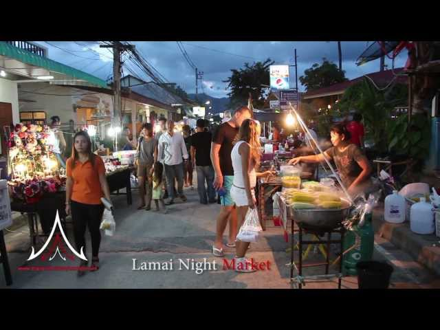 Koh Samui Attractions - Lamai Night Market