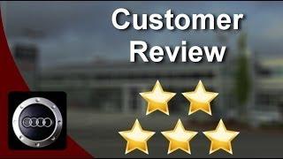 Barrier Audi - Bellevue Bellevue          Outstanding           5 Star Review by Megan M.