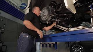 Car-O-Liner Vision X3 Measuring – How to Perform A Suspension Check