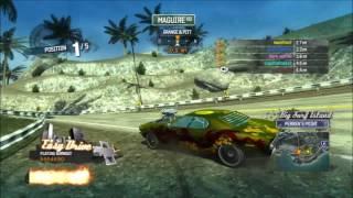 Big Surf Island Online Race - Burnout Paradise - PS3