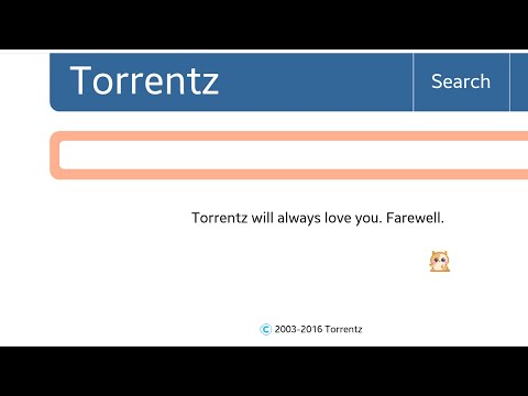 Alternative  For Torrent, torrentz.eu is closed