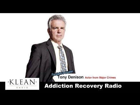 KLEAN Radio - Actor Tony Denison (05.18.2014)