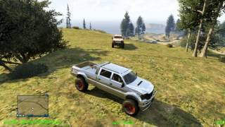 GTA5 OFF ROAD 4X4 club(GOING OFF ROAD., 2014-01-20T02:58:07.000Z)