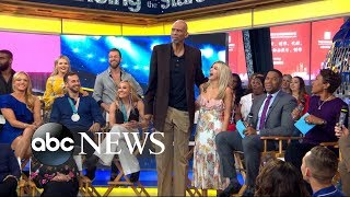 Baixar 'Dancing With the Stars' season 26 cast speaks out on 'GMA'
