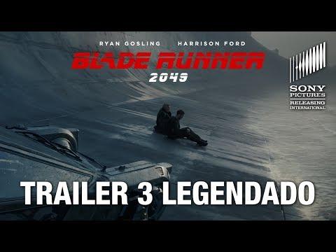 Blade Runner 2049  Trailer 3 Legendado  5 de outubro nos cinemas