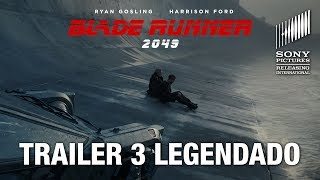 Blade Runner 2049 | Trailer 3 Legendado