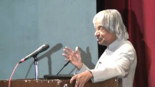 Dr APJ Abdul Kalam address at the Youth convention held by Ramakrishna Mission,Vadodara .mp4