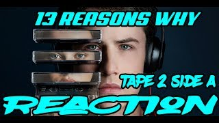Download Video 13 REASONS WHY EPISODE 3 TAPE 2 SIDE A REACTION MP3 3GP MP4