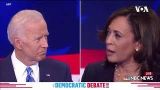 民主党总统党内提名竞选人今晚(9/12)举行辩论