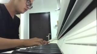 F BAND - Đêm nghe tiếng mưa (Kai Lú luyện tập solo)