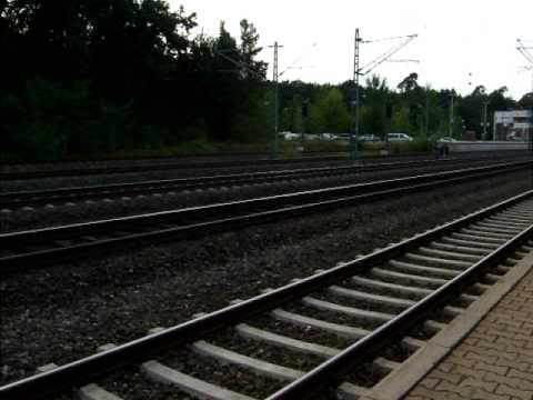 "Train in Neu-Isenburg ""IC,,"
