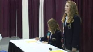 2010 FBLA Parliamentary Procedure