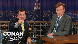Stephen Colbert Is A 'Lord Of The Rings' Superfan  'Late Night With Conan O'Brien'