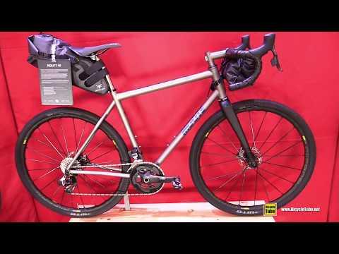 2019 Moots Routt 45 Titanium Bike - Walkaround - 2018 Eurobike