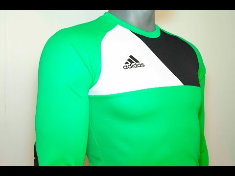 eb106245b ADIDAS ASSITA 17 KEEPER JERSEY - YouTube