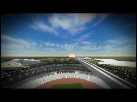 Manila Olympic Stadium 2040