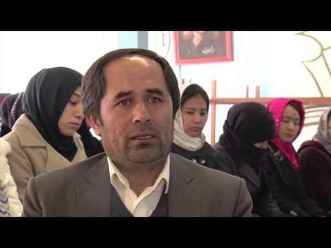 Global Teacher Prize - Azizullah Royesh