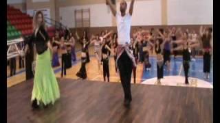 ASI HASKAL belly dance  shabi  workshop